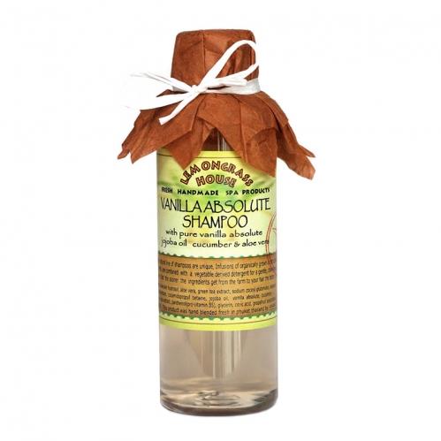 Lemongrass - Lemongrass Şampuan Vanilya 120 ml