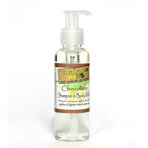 Lemongrass - Lemongrass Şampuan ve Vücut Jeli Çikolata 120 ml