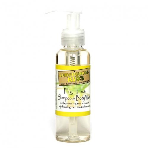 Lemongrass - Lemongrass Şampuan ve Vücut Jeli İncir Çayı 120 ml