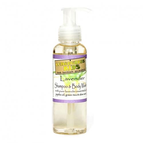 Lemongrass - Lemongrass Şampuan ve Vücut Jeli Lavanta 120 ml
