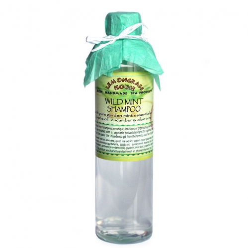 Lemongrass - Lemongrass Şampuan Yabani Nane 260 ml