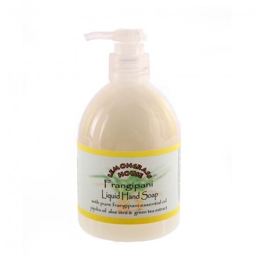 Lemongrass - Lemongrass Sıvı El Sabunu Frangipani 300 gr