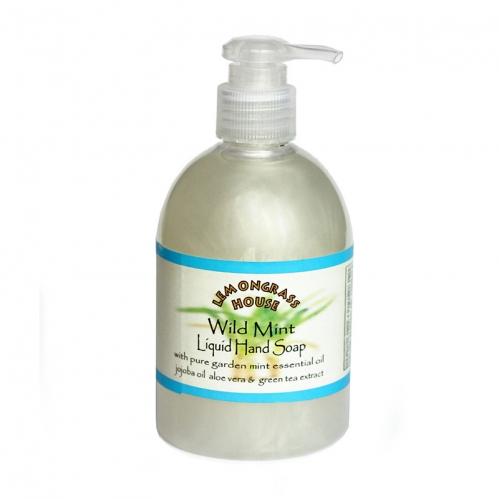 Lemongrass - Lemongrass Sıvı El Sabunu Nane 300 gr