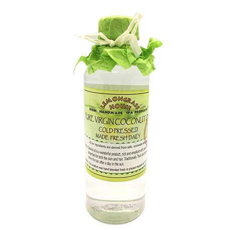 Lemongrass - Lemongrass Soğutucu Saf Hindistan Cevizi Yağı 120ml
