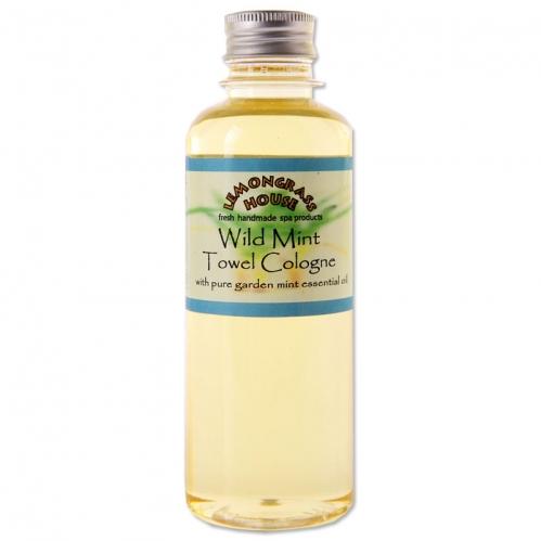 Lemongrass - Lemongrass Yabani Nane Havlu Kolonyası 250 ML