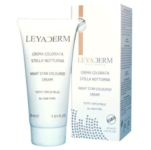 Leyaderm - Leyaderm Spf-35 Day Glow Coloured Cream 30ml