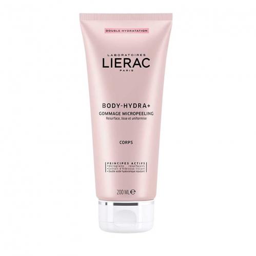 Lierac Ürünleri - Lierac Body Hydra+ Pürüzsüzleştirici Etkili Vücut Peelingi 200 ml