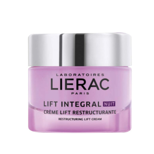 Lierac Ürünleri - Lierac Lift Integral Sculpting Lift Night Cream 50ml
