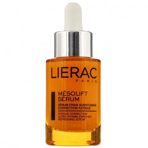 Lierac Ürünleri - Lierac Mesolift Enriched Fresh Serum Ultra Vitamin 30ml.