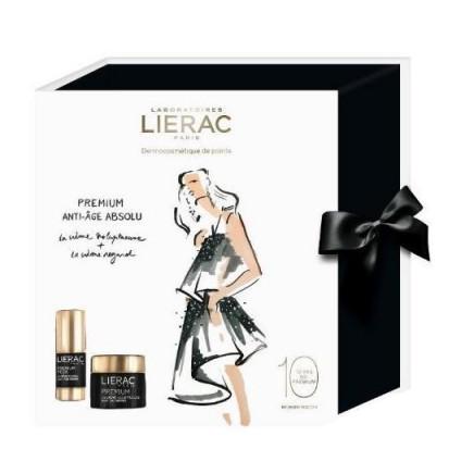 Lierac Ürünleri - Lierac Premium Voluptuous Cream + Eyes Care SET