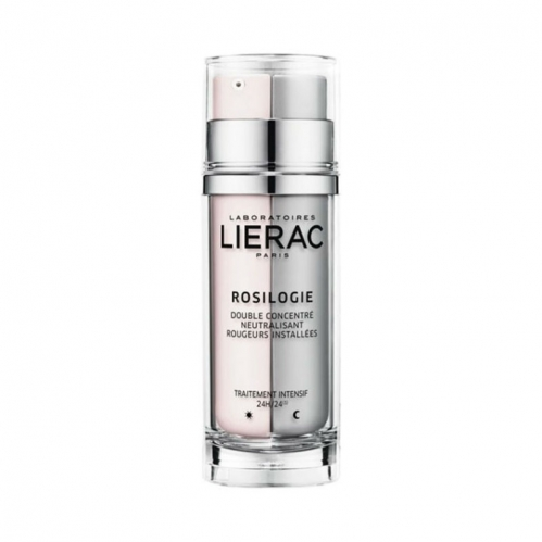 Lierac Ürünleri - Lierac Rosilogie Redness Neutralizing Day & Night Double Concentrate 30 ml