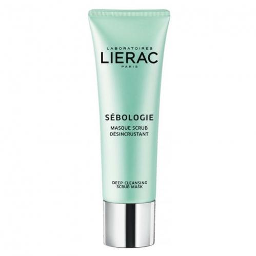 Lierac Ürünleri - Lierac Sebologie Deep Cleasing Scrub Mask 50 ml