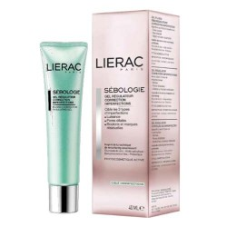 Lierac Ürünleri - Lierac Sebologie Regulating Gel Blemish Correction 40ml