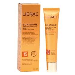 Lierac Ürünleri - Lierac Sunissime Energizing Protective Fluid Spf15 40ml