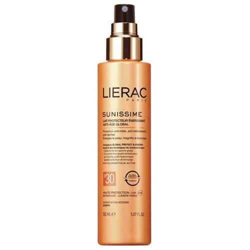 Lierac Ürünleri - Lierac Sunissime Energizing Protective Milk Spf30 150ml