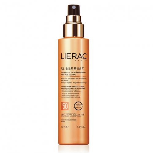 Lierac Ürünleri - Lierac Sunissime Energizing Protective Milk Spf50 150ml