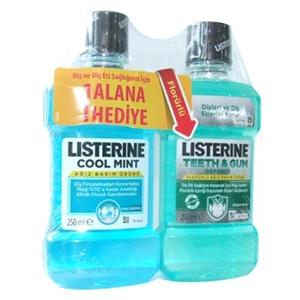 Listerine 2li Ağız Gargarası