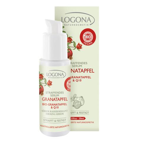 Logona - Logona Gerginleştirici Serum 30ml - Bio Nar ve Q10