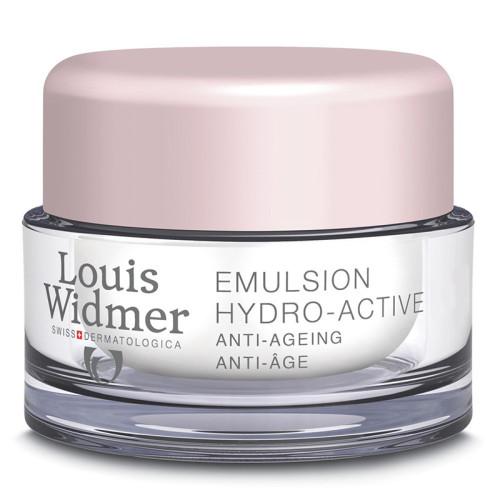 Louis Widmer - Louis Widmer Anti-Ageing Emulsion Hydro-Active Cream 50ml