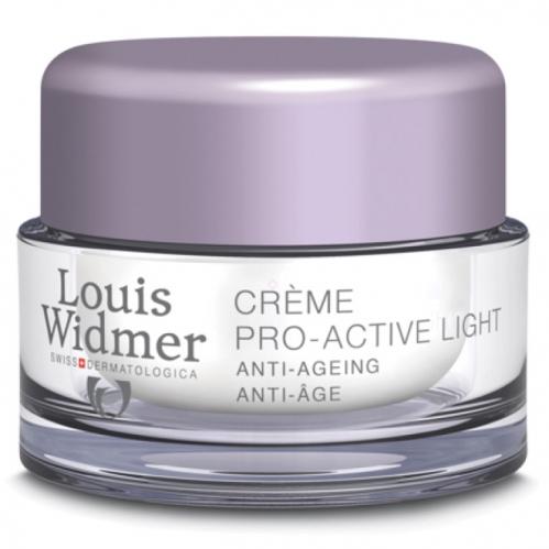 Louis Widmer - Louis Widmer Anti-Aging Pro-Active Cream Light 50ml