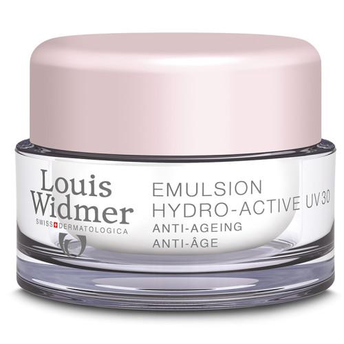 Louis Widmer - Louis Widmer Emulsion Hydro-Active UV30 Anti-Ageing Cream 50ml