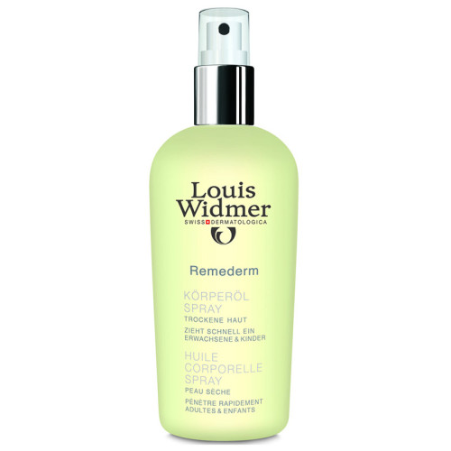 Louis Widmer - Louis Widmer Remederm Body Oil Spray 150ml
