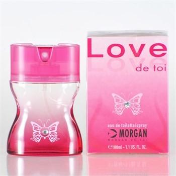 Love Love - Love Love De Toi EDT 100ml Sprey Kadın Parfümü