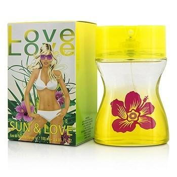 Love Love - Love Love Sun and Love EDT 100ml Sprey Kadın Parfümü