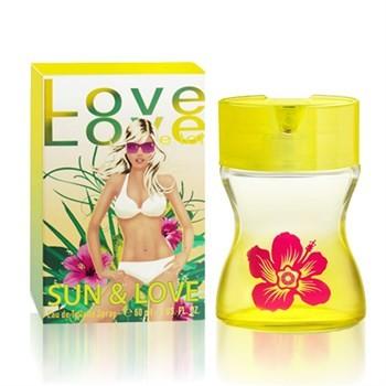 Love Love - Love Love Sun and Love EDT 60ml Sprey Kadın Parfümü