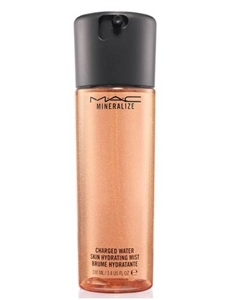 Mac Charged Water Skin Hydrating Mist Brume Hydratante 100 ml