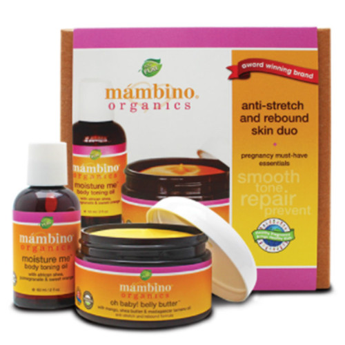 Mambino - Mambino Anti-Stretch & Rebound Skin Duo