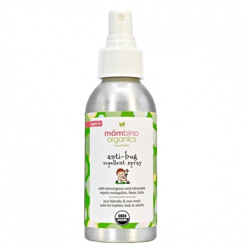 Mambino - Mambino Bug Out Natural Repellent Sprey 120ml