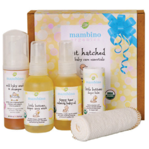 Mambino - Mambino Just Hatched Baby Arrival Kit