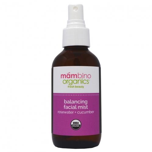 Mambino - Mambino Organic Cocumber Rose Uplifting Face Tonic 120ml