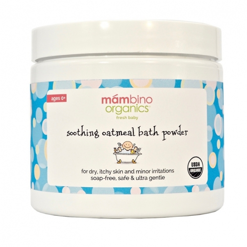 Mambino - Mambino Soothing Oat & Milky Bath 170gr