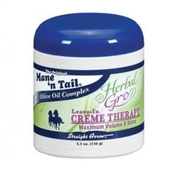 Manen Tail - Manen Tail Herbal-Gro Creme Therapy 156g
