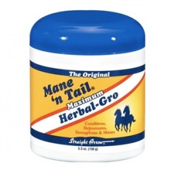Manen Tail - Manen Tail Maximum Herbal­-Gro Şekillendirici 156g