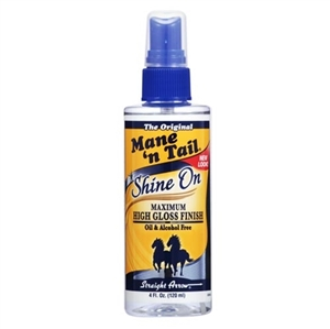 Manen Tail Shine On Spray 120ml