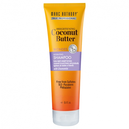Marc Anthony - Marc Anthony Coconut Butter Blondes Hydrating Shampoo 250ml