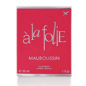 Mauboussin - Mauboussin A La Folie Natural Sprey EDP 50ml Kadın Parfümü