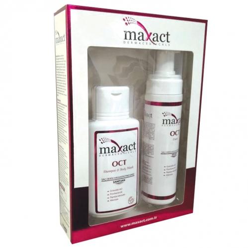 Maxact Ürünleri - Maxact Oct Saç Bakım Seti