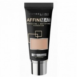 Maybelline - Maybelline AffiniMat Perfecting Mattifying Foundation 30ml