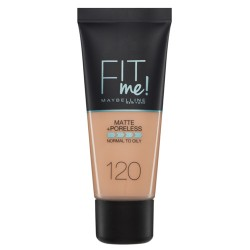 Maybelline - Maybelline Fit Me Matte And Poreless Foundation 30ml