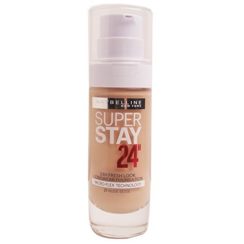 Maybelline - Maybelline Super Stay 24h Fondöten 30ml