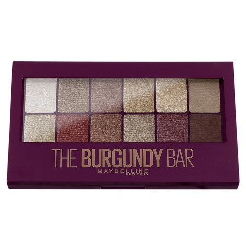 Maybelline - Maybelline The Burgundy Bar 9.6GR