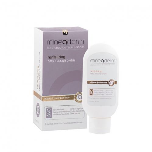 Mineaderm Ürünleri - Mineaderm Revitalizing Body Massage Cream 115 ML