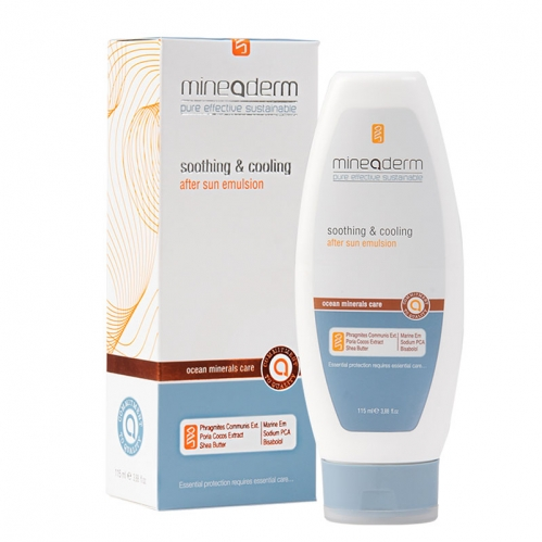 Mineaderm - Mineaderm Soothing Cooling After Sun Emulsiyon 115 ml