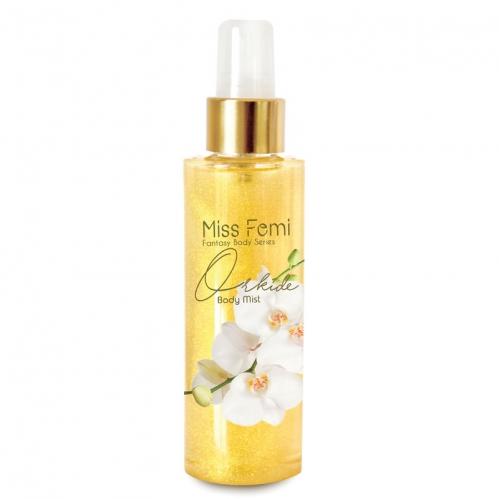 Misedor - Misedor Miss Femi Fantasy Body Mist Gold Orchid 150 ml