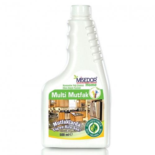 Misedor - Misedor Multi Mutfak Temizleyici 500 ml