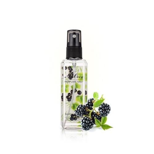 Missha - Missha All Over Perfume Mist (Blackberry and Vetiver) 120ml